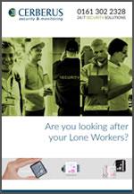 Cerberus ArcAngel Lone Worker Brochure